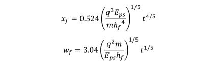 wf-xf Equations